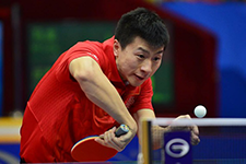 2015 Asian Cup Table Tennis Tournament