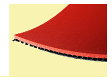 Antispin Rubber
